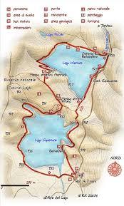 תוצאת תמונה עבור lago di fusine map