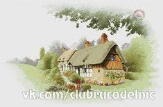 "Купить <b>Набор</b> для <b>вышивания</b> Dimensions ""Cottage Enchantment ..."