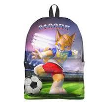 "Рюкзак 3D ""FOOTBALL RUSSIA"" #2743919 от balden - <b>Printio</b>"