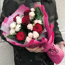 <b>Букет</b> цветов «<b>Дуэт</b>» - купить с доставкой в Киев