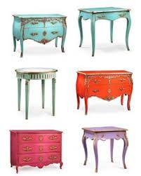 bright pastel french furniture by euro antics keywords brightly painted furniture floral interiors decorating with color pastel interiors louis purple bright painted furniture