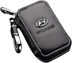 Leather - Keyrings & Keychains / Travel Accessories ... - Amazon.in