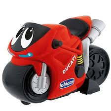 Купить <b>развивающую игрушку</b> Игрушка <b>Chicco</b> турбо мотоцикл ...
