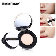 <b>Music Flower</b> 4 Color <b>Air</b> Cushion BB Cream Makeup Palette ...