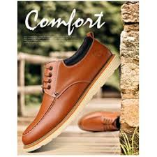 Young Men Shoes Casual Shoes Fashion Men Leather ... - Vova