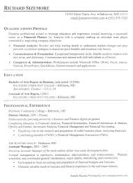 financial analyst resume example  financial services resumesfinancial analyst resume  resume example financial analyst