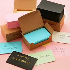 <b>100 Pcs</b>/lot 90*54mm <b>Vintage Blank Card</b> DIY Greeting <b>Cards</b> ...