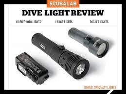 15 Best <b>Dive Lights</b> Reviewed by ScubaLab | <b>Scuba Diving</b>