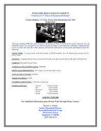 pub archives restaurant real estate s leasing greater danbury flyer page 001