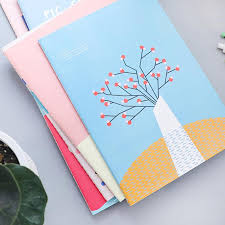 2019 <b>A5 Schedule</b> Book Diary Composition Notebook <b>School Office</b> ...