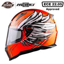 NENKI <b>Motorcycle Helmet Casco Moto</b> Full Face Helmet Racing ...