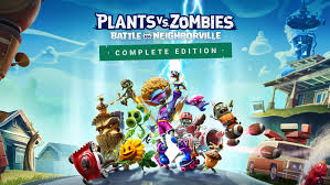 <b>Plants vs</b>. <b>Zombies</b>: Battle for Neighborville™ Complete Edition for ...