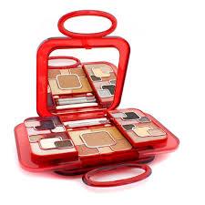 <b>Pupa</b> Beauty Bag Red Makeup <b>Kit</b> - #03 (<b>Brown</b> Shades) 72g/2.54oz ...