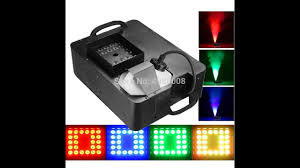 <b>2pcs</b>/<b>lot</b> 1500W Mist Haze Machine/Fog Machine With <b>RGB 3IN1</b> ...
