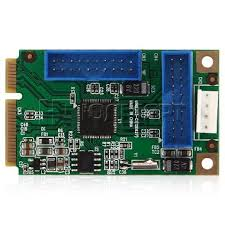 <b>Контроллер</b> Mini PCI-E <b>USB 3.0</b>, <b>Espada</b> FG-MU303A-1-CT01 ...