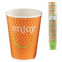 "«Набор <b>одноразовых стаканов Huhtamaki</b> ""Enjoy"", 300 мл, 40 шт ..."