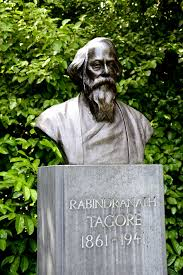 rabindranath tagore rabindranath tagore s bust at st stephen green park dublin