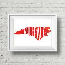 ideas about Nc State University on Pinterest   Unc Chapel     Pinterest NCSU Wolfpack digital art print Disclaimer  This is not a licensed product of North Carolina State University  Lulus Letter Co  is not affiliated