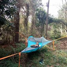 outdoor camping tree tent parachute mosquito net hammock anti mosquito swing air tent outdoor marching equipment