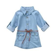 BiggerStore Fashion Kids Toddler Baby Girl Half/Long ... - Amazon.com
