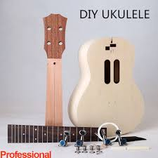 <b>DIY</b> professional ukulele 23 inch manual <b>DIY</b> production UKULELE ...