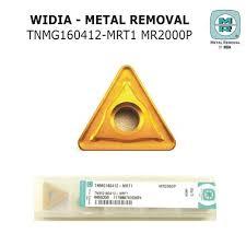 Widia Carbide Inserts - Widia Mr Tnmg160412-Mrt1 Mr2000p ...