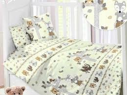 Детское <b>постельное бельё</b> Sweet Dreams Fox <b>Forest</b> (на резинке ...
