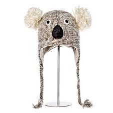 Kirby the Koala Animal Hat. <b>Knitwits</b>, <b>Knit Wits</b>, Animal Hats