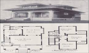 Old Bungalow House Plans Old Craftsman Bungalow House Plans  this