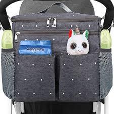 Conleke Luxury <b>Stroller</b> Organizer,<b>Baby Stroller Accessories</b> ...