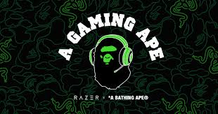 RAZER x A <b>BATHING APE</b>