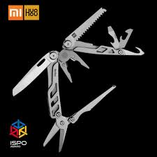 Xiaomi <b>Huohou</b> HU0040 <b>Multi</b>-<b>Function</b> Pocket <b>Folding</b> Knifes Pliers ...
