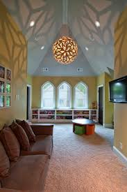 ambient room lighting kids eclectic with sloped ceiling trim details special lighting ambient room lighting