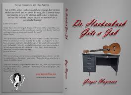 dr hackenbush gets a job the wapshott press sample pages