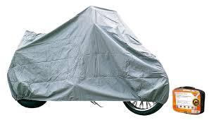 Чехол-<b>тент</b> на мотоцикл <b>защитный</b>, размер L (250х100х120см ...