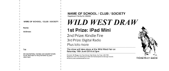 raffle tickets raffle ticket printers uk draw tickets customise this template