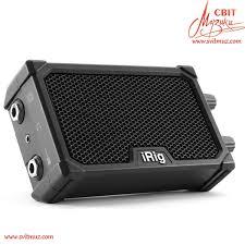 Гитарный <b>комбоусилитель IK Multimedia iRIG</b> NANO AMP ...