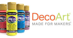 Complete Product Line and Catalog - DecoArt