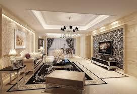 room elegant wallpaper bedroom: classic luxury embossed wallpaper design ideas for living room