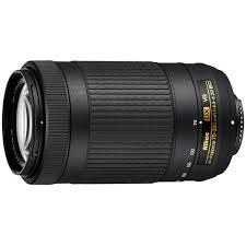 Купить <b>Объектив Nikon AF-P DX</b> NIKKOR 70-300mm f/4.5-6.3G ED ...