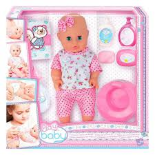 <b>ToysLab Набор</b> по уходу за пупсом Play Baby купить в интернет ...