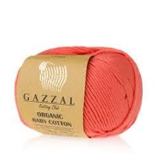 «<b>Пряжа Gazzal Organic</b> Baby Cotton» — Товары для рукоделия ...