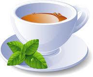 Resultado de imagem para chá de hortelã