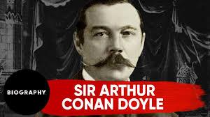 Sir <b>Arthur Conan Doyle's</b> Paranormal Obsession - YouTube