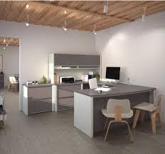 office desks designs bestar connexio u shaped office desk design add wishlist middot baumhaus mobel