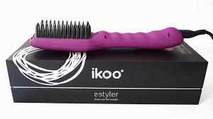 Обзор расчёски-выпрямителя <b>Ikoo e</b>-<b>styler</b>. Укрощение строптивых