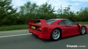 Dream machine: <b>Ferrari F40</b> - YouTube