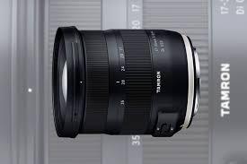<b>Tamron 17</b>-<b>35mm</b> F2.8-4 – недорогой полнокадровый <b>объектив</b> ...