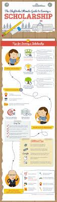 best images about education technology mobile the ultimate guide to earning a scholarship infographic e learning infographics