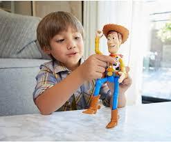 История игрушек <b>4</b> — <b>Интерактивная</b> фигурка ковбой Вуди (англ ...